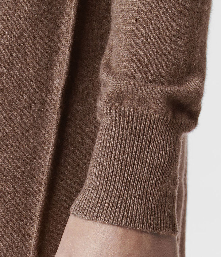 AllSaints Char Sweater Dress