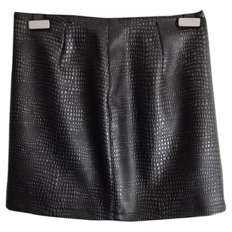 Versus Black Skirt for Women Vintage