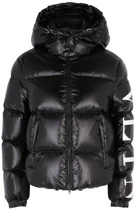 Valentino VLTN black quilted shell jacket