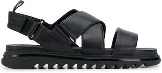 Michael Kors Damon cage sandals