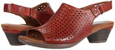 Cobb Hill Laurel Slingback (Russet Red) Women's Shoes