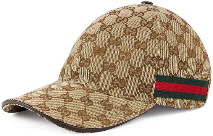 3b45a79c50268 Gucci Beige Men s Hats - ShopStyle