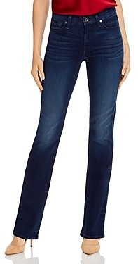 7 For All Mankind Kimmie Bootcut Jeans in Deep Waters