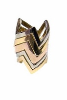House Of Harlow Five Stack Ring in Multi