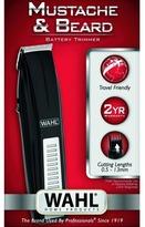 Wahl Mustache & Beard Battery Trimmer