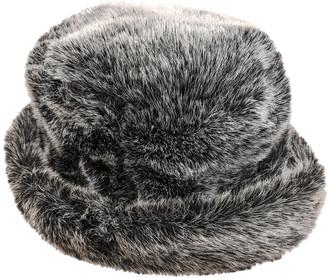 Non Signã© / Unsigned Grey Faux fur Hats