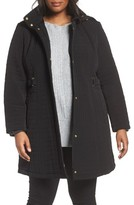 Gallery Plus Size Women's Quilted Jacket