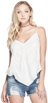 GUESS Women's Neve Metallic Cami