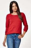 Volcom Air It Out Raglan Pullover Sweater