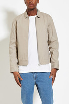Forever 21 FOREVER 21+ Canvas Jacket