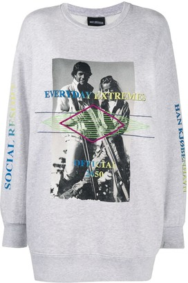 Han Kjobenhavn Everyday Extreme sweatshirt