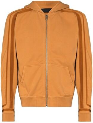 Haider Ackermann Perth hooded track jacket