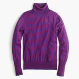 J.Crew Tippi turtleneck sweater in stripe