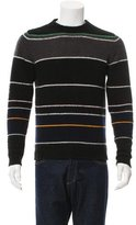 Raf Simons Striped Pullover Sweater
