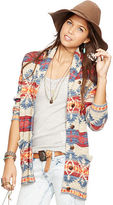 Denim & Supply Ralph Lauren Cotton Boyfriend Cardigan