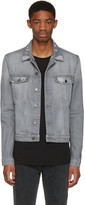 BLK DNM Grey Denim 33 Jacket