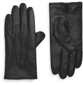 BOSS Men's Hainz Leather Gloves