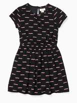 Kate Spade Girls hot rod dress