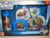 Zak Designs Marvel Avengers Assemble Mealtime Set - 6 Pieces