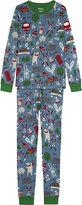 Hatley Vintage Skies Cotton Pyjamas 2-12 Years