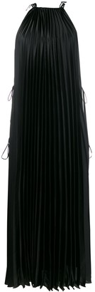 Stella McCartney Mildura pleated midi dress
