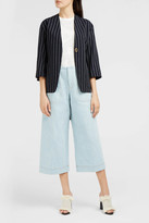 Acne Studios Texel Cropped Denim Trousers