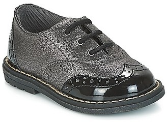 Chicco CILIEGIA girls's Casual Shoes in Grey