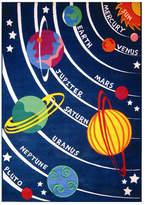 Fun Rugs Fun Time Solar System Classroom Area Rug Rug