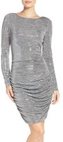 Vince Camuto Women's Sequin Body-Con Dress