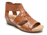 Cobb Hill Hollywood Wedge Heel Cage Sandal