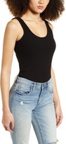 Articles of Society Ribbed Sleeveless Bodysuit