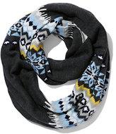 New York & Co. Snowflake Infinity Scarf