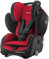 Recaro Young Sport Hero Group 1,2,3 Car Seat - Racing Red