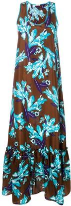 P.A.R.O.S.H. floral dress