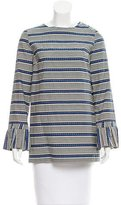 Suno Embroidered Long Sleeve Top w/ Tags
