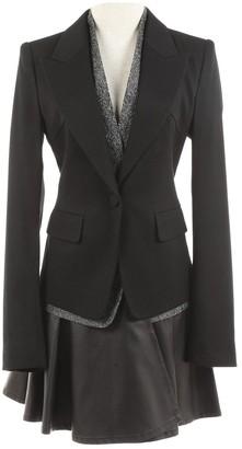 N. Kaal E.Suktae Kaal E.suktae \N Black Wool Coats