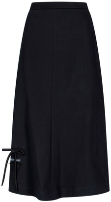 Prada High Waist Skirt