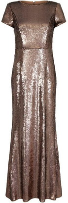Adrianna Papell Sequin Mermaid Gown