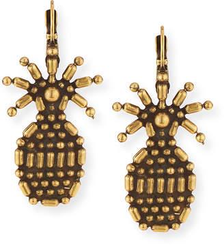 Auden Pineapple Drop Earrings