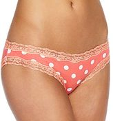 JCPenney Flirtitude® Lace Trim Bikini Panties