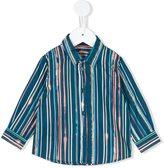 Paul Smith 'Light Trail Stripe' print shirt