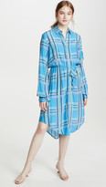 Preen by Thornton Bregazzi Preen Line Primrose Shirt Dress