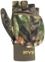 Asstd National Brand Hot Shot Camo Pop Top Mittens