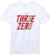 Under Armour Boys' Steph Curry THR3E ZERO T-Shirt