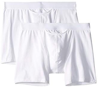 Hom HO-1 Long Boxer Briefs 2-Pack