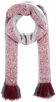 Barbour MUNRO SCARF Scarf grey/red