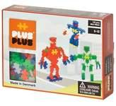 Plus Plus Mini Neon 170 Piece Robots Puzzle