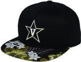 Top of the World Vanderbilt Commodores Paradise Snapback Cap