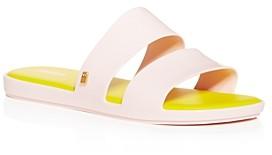 Melissa Women's Color Pop Slide Sandals