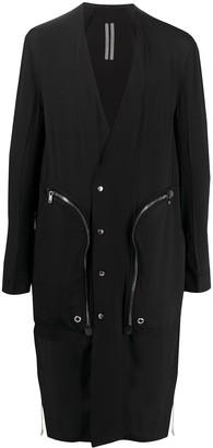 Rick Owens Oversized Pocket Jacket